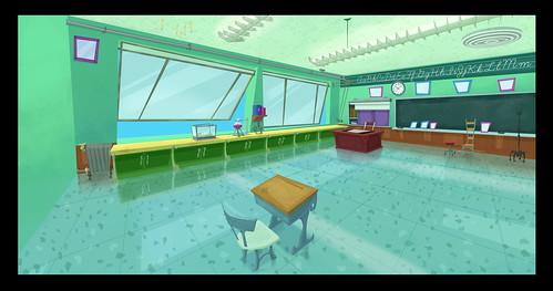 Fanboy Classroom