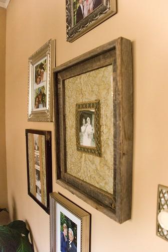 wall of family history