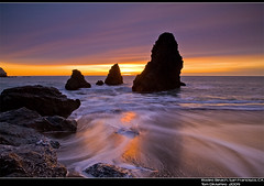 Rodeo Beach Sunset reflections PSMG_0078web (Tom DiMatteo) Tags: pictures sanfrancisco travel seascape architecture tom canon austin wonderful landscape photography golden photo gate rocks flickr interiors surf all texas photographer image time photos tx machine images architectural professional part national rights area getty prints recreation reserved marinheadlands rf californiacoast corbis licensing seastacks rm rodeobeach supershot oceanshore dimatteo colorphotoaward photoshelter goldstaraward alemdagqualityonlyclub ubej wwwtomdimatteocom aphotofolio httptomdimatteophotosheltercom httpwwwfacebookcomtomdimatteo7 tomdimatteo