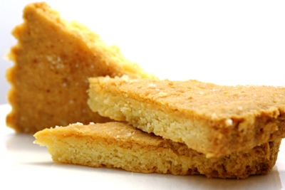 honey shortbread cookies