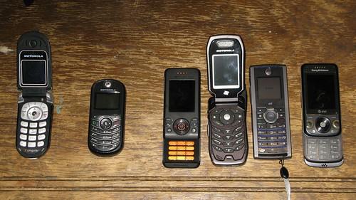 Phones & DCs