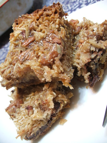 magic bars.