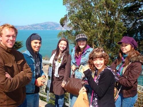 On Alcatraz