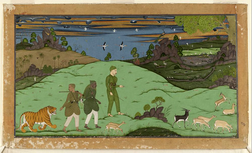005- Pintura india siglos XVIII-XIX
