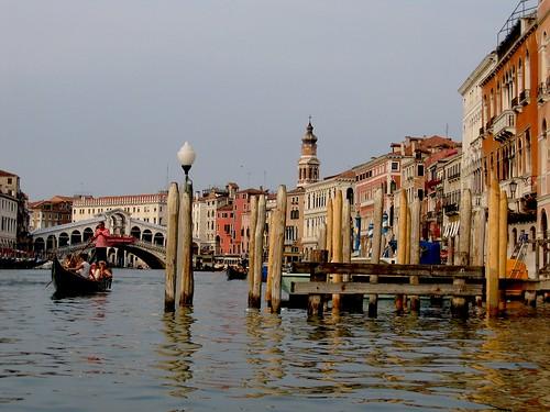 Venice Pilings