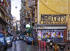 Napoli (Italy) - Spaccanapoli (Danielzolli) Tags: italien italy italia campania napoli naples italie neapel wochy napule kampanien italija nabule campaniafelix taliansko taljansko nnabule