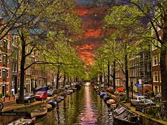 coloring amsterdam (Kris Kros) Tags: photography high dynamic range hdr kkg friendscorner kkgallery