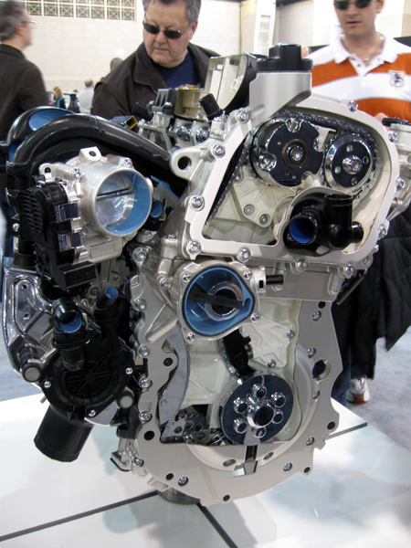 Jetta Engine (Click to enlarge)