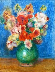 Pierre-Auguste Renoir, Bouquet (f_snarfel) Tags: expressionism impressionism bouquet orsay renoir musedorsay pierreaugusterenoir orsaymuseum museorsay