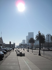 Embarcadero Morning