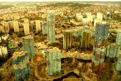 NANTERRE TOURS AILLAUD (nARCOTO) Tags: paris france tower la tour defense emile hlm babel ancien banlieue architecte bruegel