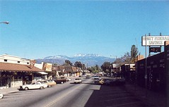 Downtown San Jacinto, California (Craig Ess) Tags: california ca mountains downtown snowcapped mount hemet sanjacinto inlandempire riversidecounty sanjacintomountains sanjacintovalley cityofsanjacinto
