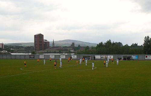 Dumbarton 0-0 Forfar Athletic 7/5/11