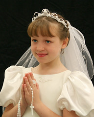 Tessa's First Communion