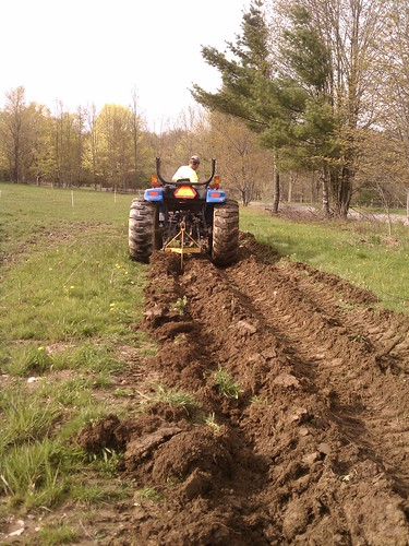 Plowed Rooster Hill Farm