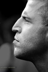 People (GZZT) Tags: blackandwhite bw man berlin germany de deutschland sw mann benjamin journalist schriftsteller 030 stuckradbarre benjaminvonstuckradbarre schwarzweis gzzt martinbriese