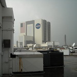VAB in the Rain