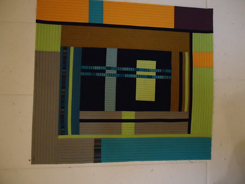 QAYG Log Cabin 2010 by MariQuilts