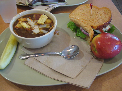 panera lunch