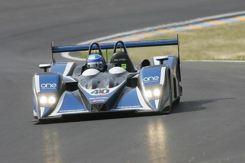 Le Mans Test Day 2007