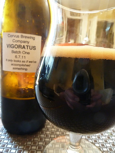 Batch One: Vigoratus, taste two