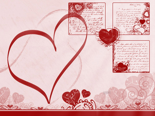 love heart background. new love heart wallpaper. red