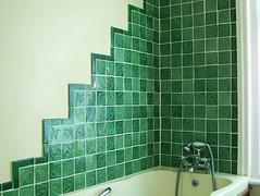Ceramic Tiles (a10steve) Tags: ceramic traditional glaze tiles copper lead oxide