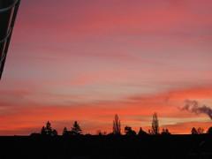 Chilly, multi-coloured winter sunset (reflexer) Tags: sunset red sky orange rot catchycolors germany deutschland evening abend dresden sonnenuntergang purple saxony violet himmel lila sachsen violett skytheme perfectsunsetssunrisesandskys