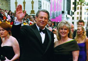 Gore Wins Nobel Peace Prize