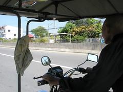 Motorbike taxi