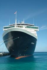 ms Noordam, docked at Grand Turk, Turks & Caicos