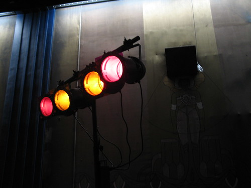 Lights, Minneapolis, Minnesota, September 2007, photo © 2008 by QuoinMonkey. All rights reserved.