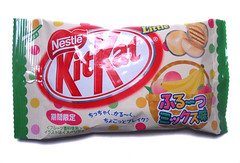 Kitkat: Little Fruits Mix