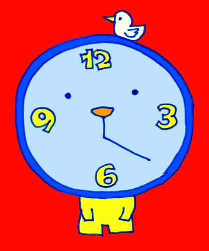 むー時計補正