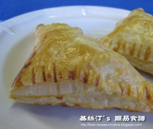 蘋果薄批 Apple Turnovers