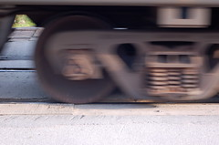 Train wheels 1