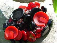 Button Cha-Cha Bracelet