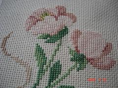 十字繡-一束玫瑰-2
