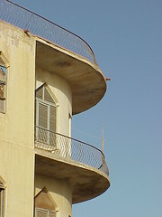 Apartment Building, Massawa