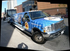 """Frank's Energy Limo"" (Steve Brandon) Tags: auto city girls autostitch ontario canada ford car composite advertising geotagged women automobile downtown ottawa ad engine voiture limo stretch advertisement suv georgestreet limosine limousine ville centreville v10 triton austrian georgest bytown fordf250 leiderhosen fordmotorcompany fordsuperduty adsonwheels ruegeorge advertisingvehicle franksenergydrink suvlimo partypatrol centretowneast suvlimosine franksenergylimo refreshesbodyandmind rafrachitlecorpsetlesprit keepsyouyodelingallnightlong yodellers twoofakindlimousines"