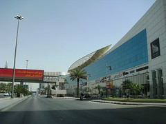 Glass Building (-Mohamed-) Tags: tower construction east saudi arabia middle riyadh ksa urbanity riyad anoud wassil