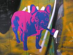streetart (wojofoto) Tags: streetart art amsterdam graffiti stencil fake stencilart wojofoto