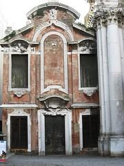 Scuola next to San Stae