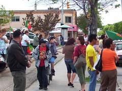 Ellice Street Party 2008