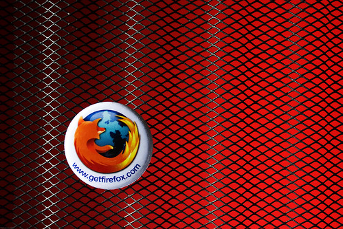 Firefox magnet (wallpaper)