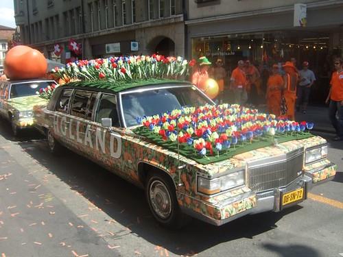 Duth Tulip limo