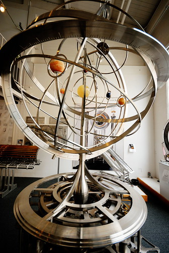 Project Long Now Orrery