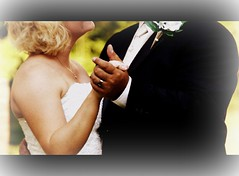 (Lori Warman- Moments In Time) Tags: bw outdoors weddings cinemascope oldsheldonchurch
