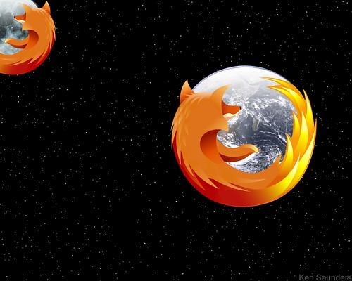 Firefox Wallpaper 93