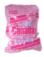 Canada Mints Package